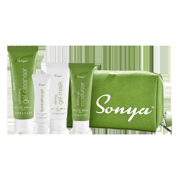 Sonya Daily Skin Care System
