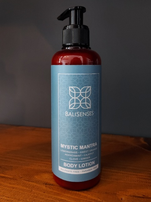 Mystic Mantra Body Lotion