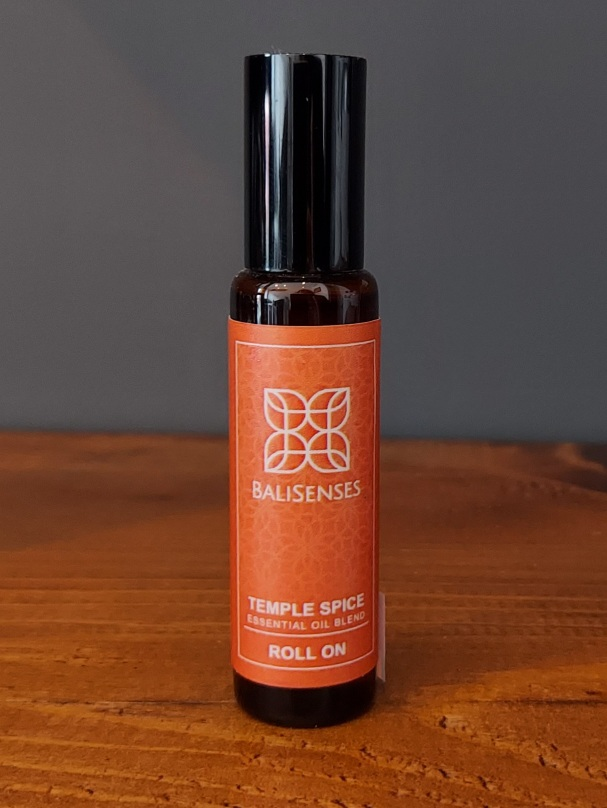 Temple Spice Roll on Perfume